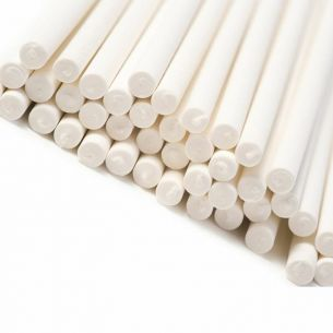 109.2mm x 3.8mm Paper Lollipop Sticks x 8,500 (NS)