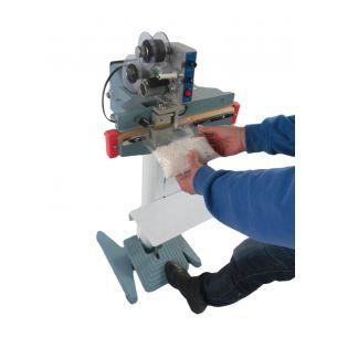 Foot Heat Sealer & Coder 400mm