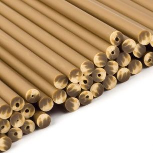 Gold Plastic Lollipop Sticks in Bulk Boxes