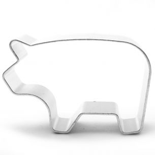 Pig Cookie Cutter