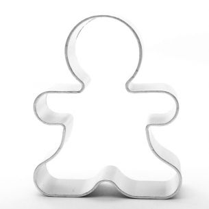 person cookie cutter