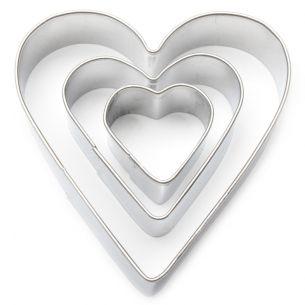 Heart Fondat Cutters