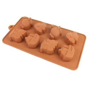 transport pieces silicone mould