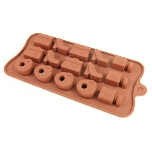 womens pieces silicone chocolate mould