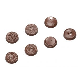 Chocolate Mould Buttons 7 Fig.
