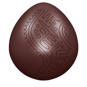 Chocolate Mould Egg Maya 28 mm