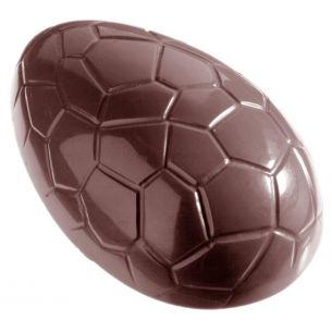 Chocolate Mold Egg Croco 70 mm