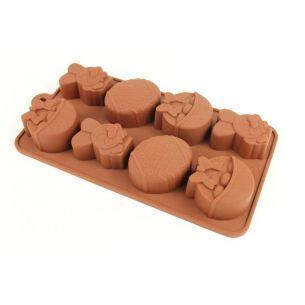 Easter Pieces Siliocone Mould