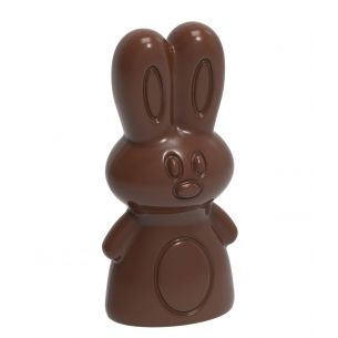 Chocolate Mould Modern Rabbit 55 mm