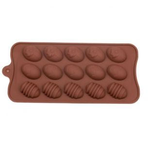 Easter Eggs Silicone Chocolate Mould
