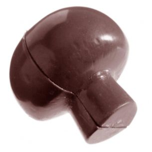 Chocolate Mould Mushroom